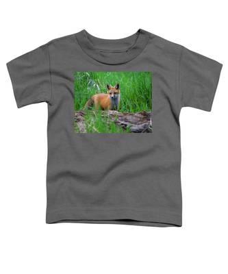 Green As Grass Toddler T-Shirt