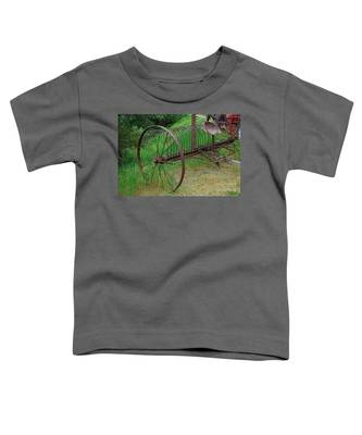 Hay Rake Toddler T-Shirt