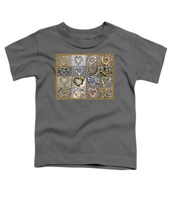 Heart Of Hearts Toddler T-Shirt