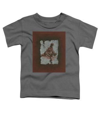 Hippo Toddler T-Shirt