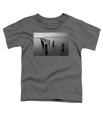 Jetty At Sunset Toddler T-Shirt