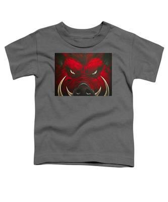 Mad Hog Toddler T-Shirt