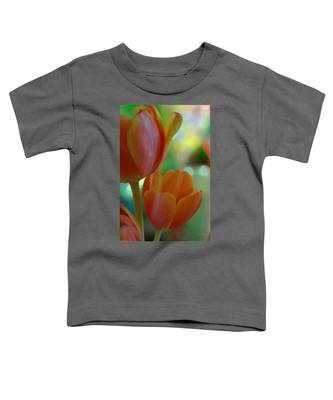 Nothing As Sweet As Your Tulips Toddler T-Shirt