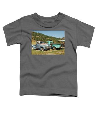 Old Timers Toddler T-Shirt