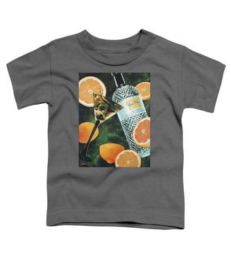 Outer Citron Toddler T-Shirt