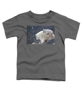 Piggyback Ride Toddler T-Shirt