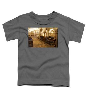 San Michele Chapel Toddler T-Shirt