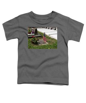 Soldiers Final Resting Place Toddler T-Shirt