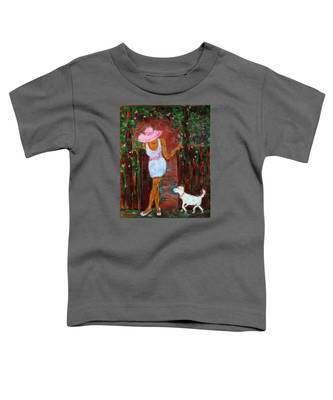 Summer Visitor Toddler T-Shirt
