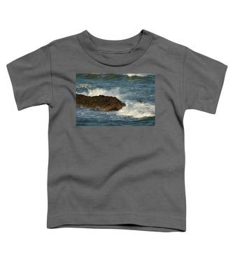 Surf And Rocks Toddler T-Shirt