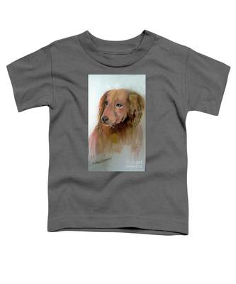 The Doggie Toddler T-Shirt