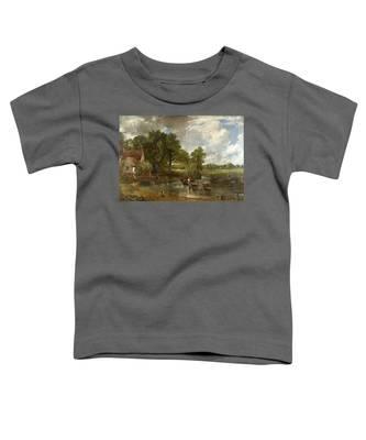 The Hay Wain Toddler T-Shirt