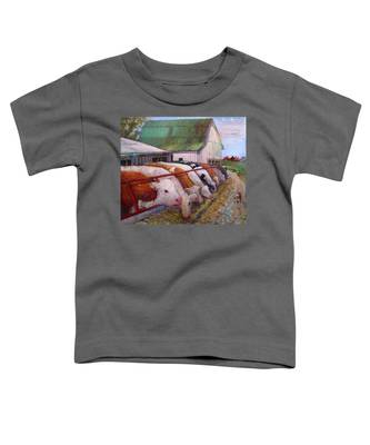 The Trought Toddler T-Shirt