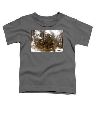 Time Traveler Toddler T-Shirt
