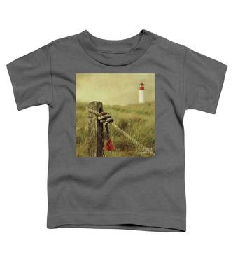 To The Lighthouse Toddler T-Shirt