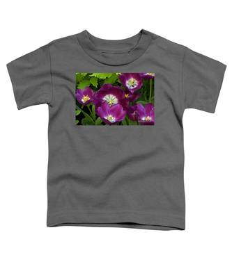 Triumph Tulips Negrita Variety Toddler T-Shirt