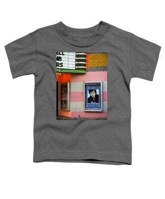 Toddler T-Shirt featuring the photograph Troubadour by Skip Hunt