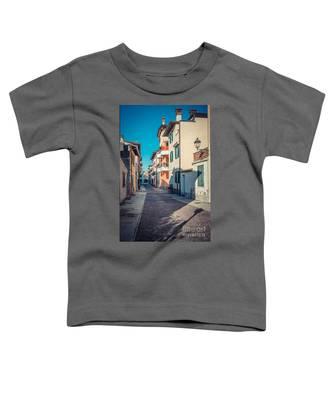 walking through Grado - through the past Toddler T-Shirt