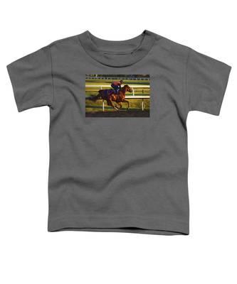 Morning Work Out Toddler T-Shirt