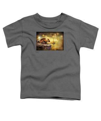 Woodland Wonder Toddler T-Shirt