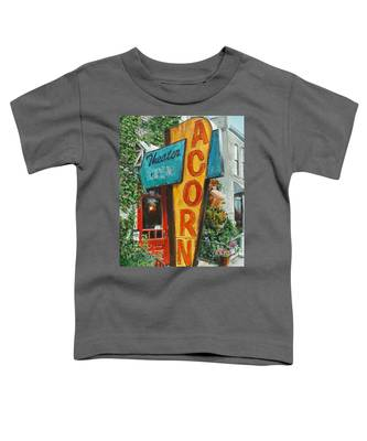 Acorn Theater Toddler T-Shirt