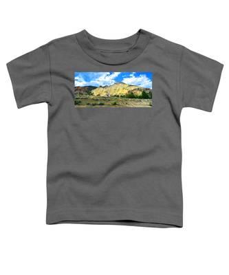 Big Rock Candy Mountain - Utah Toddler T-Shirt