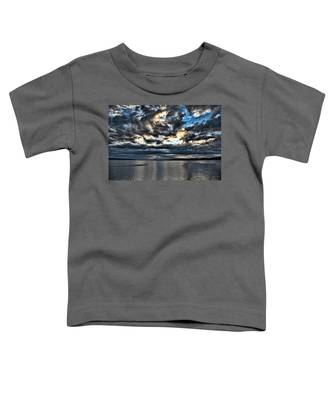 Stormy Morning Toddler T-Shirt