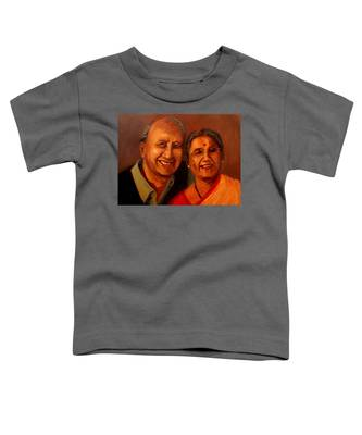 Uncle And Aunt Toddler T-Shirt