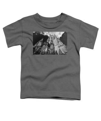 Frankfurt Cathedral Toddler T-Shirt by Ross Henton