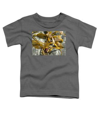 Seaweed On Sand Toddler T-Shirt