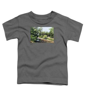 A Last Drink Toddler T-Shirt
