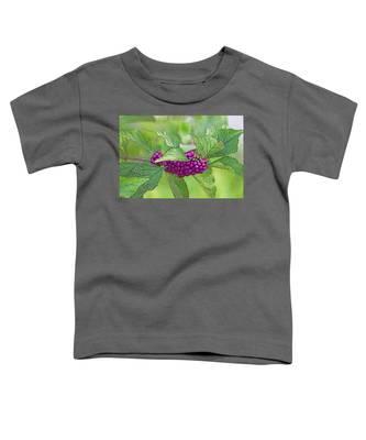 American Beautyberry Toddler T-Shirt