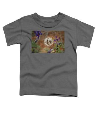 Another White Flower Toddler T-Shirt