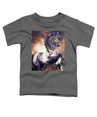 Apache War Horse Toddler T-Shirt