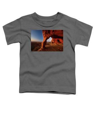Aztec Butte Toddler T-Shirt