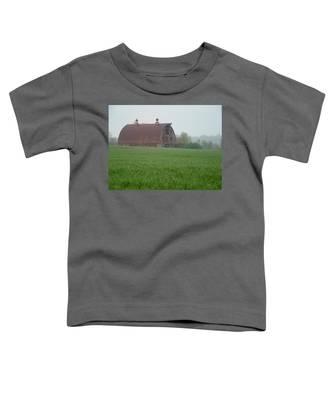 Barn In Summer Toddler T-Shirt
