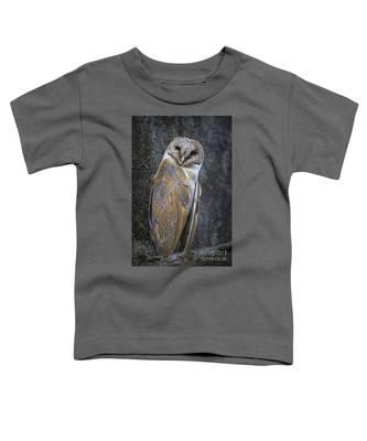Barn Owl Toddler T-Shirt