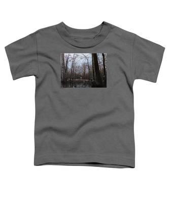 Bayou Meto Morning Toddler T-Shirt