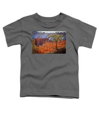 Bryce Canyon Toddler T-Shirt