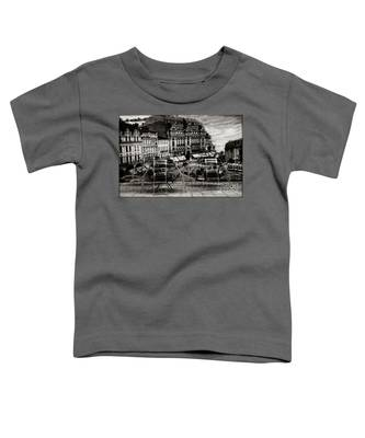 Bucharest - Old Town  Toddler T-Shirt