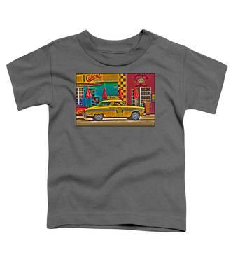 Caliente Cab Co Toddler T-Shirt