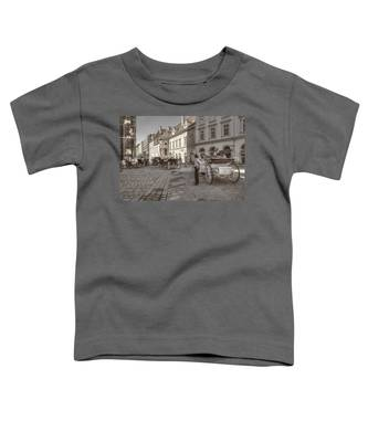 Carriages Back To Stephanplatz Toddler T-Shirt