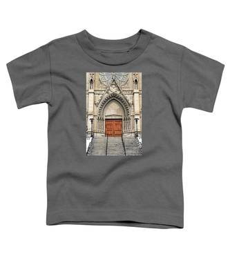 Cathedral Of St Helena Toddler T-Shirt