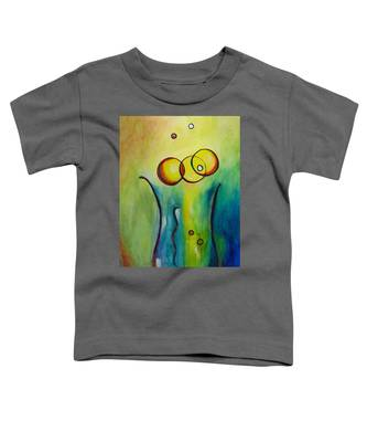 Champagne Toddler T-Shirt