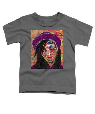 Color Chameleon Toddler T-Shirt