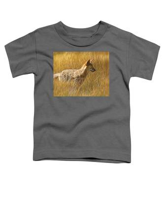 Coyote Sunshine Toddler T-Shirt