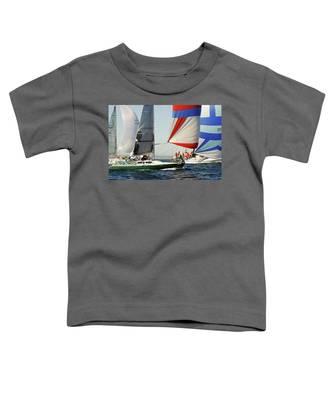 Crew Work Toddler T-Shirt