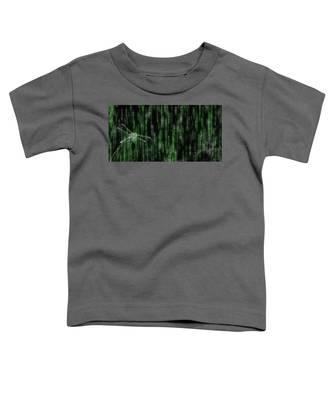Digital Dragonfly Toddler T-Shirt