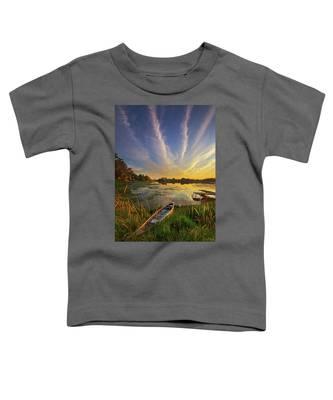 Dreams Of Dusk Toddler T-Shirt