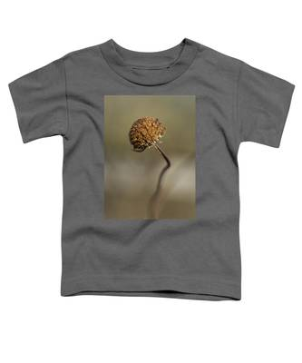 Dried Flower Close-up Toddler T-Shirt